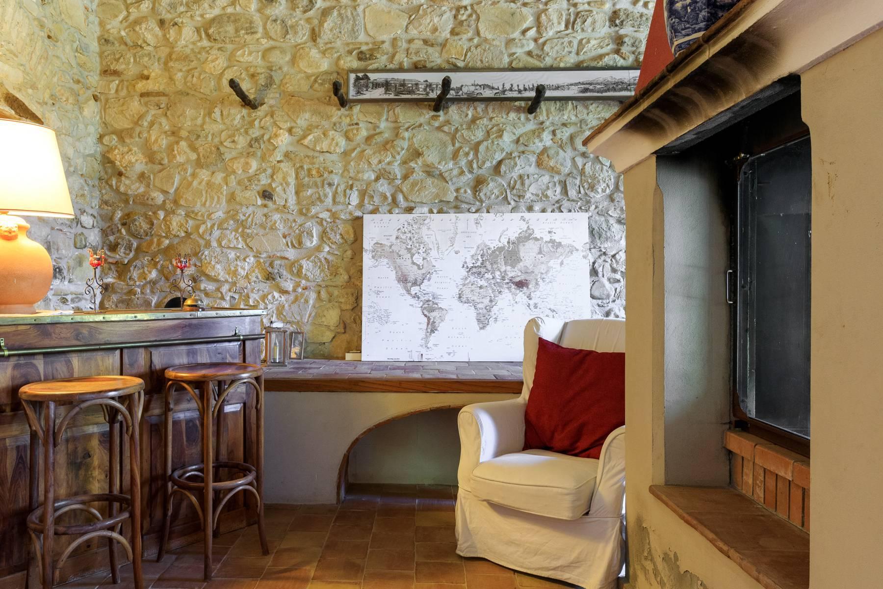 Masseria del XV secolo alle pendici del parco delle Madonie con incantevole vista mare - 15