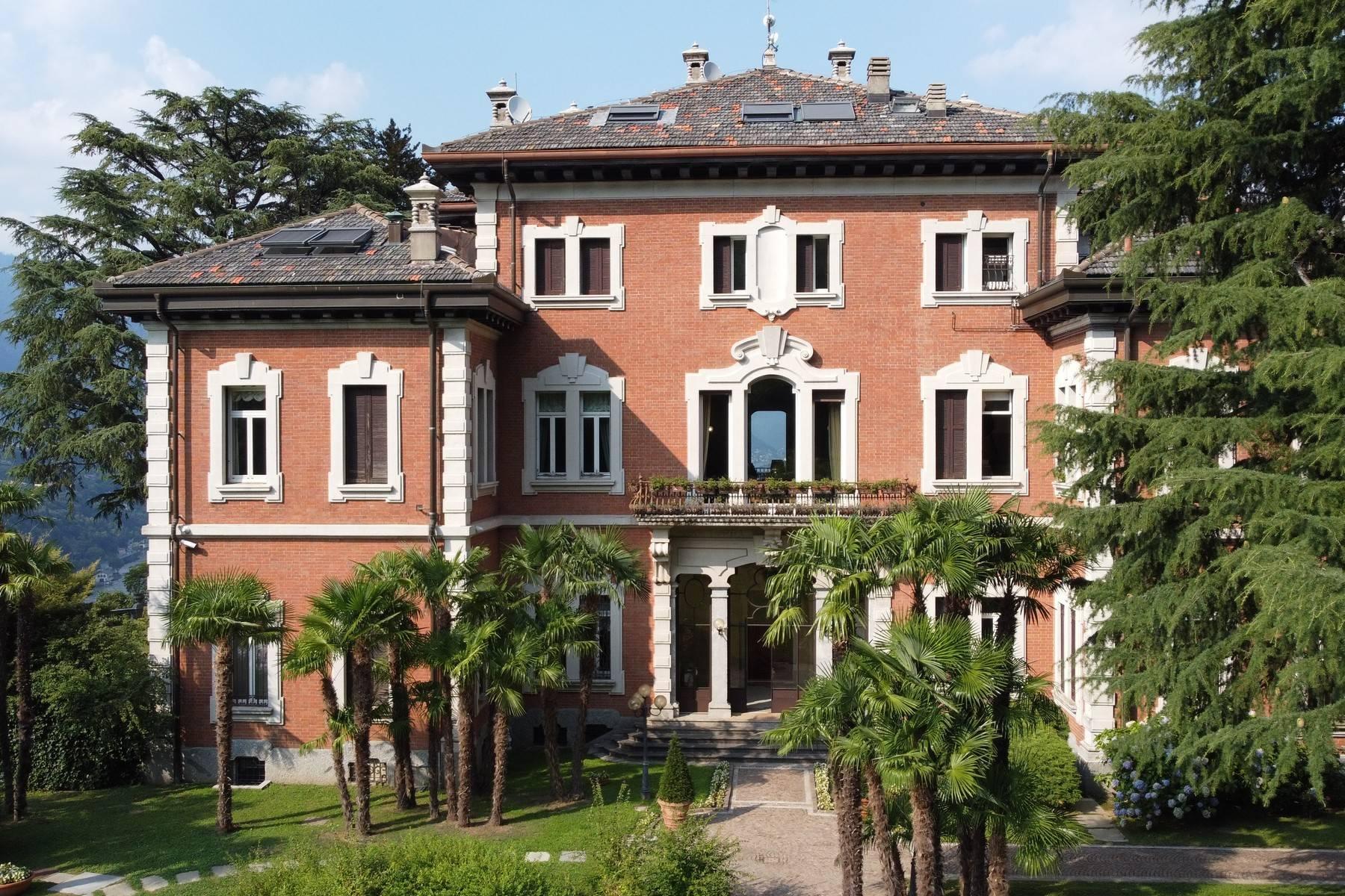 Incantevole appartamento in villa esclusiva dei primi del 900 - 7