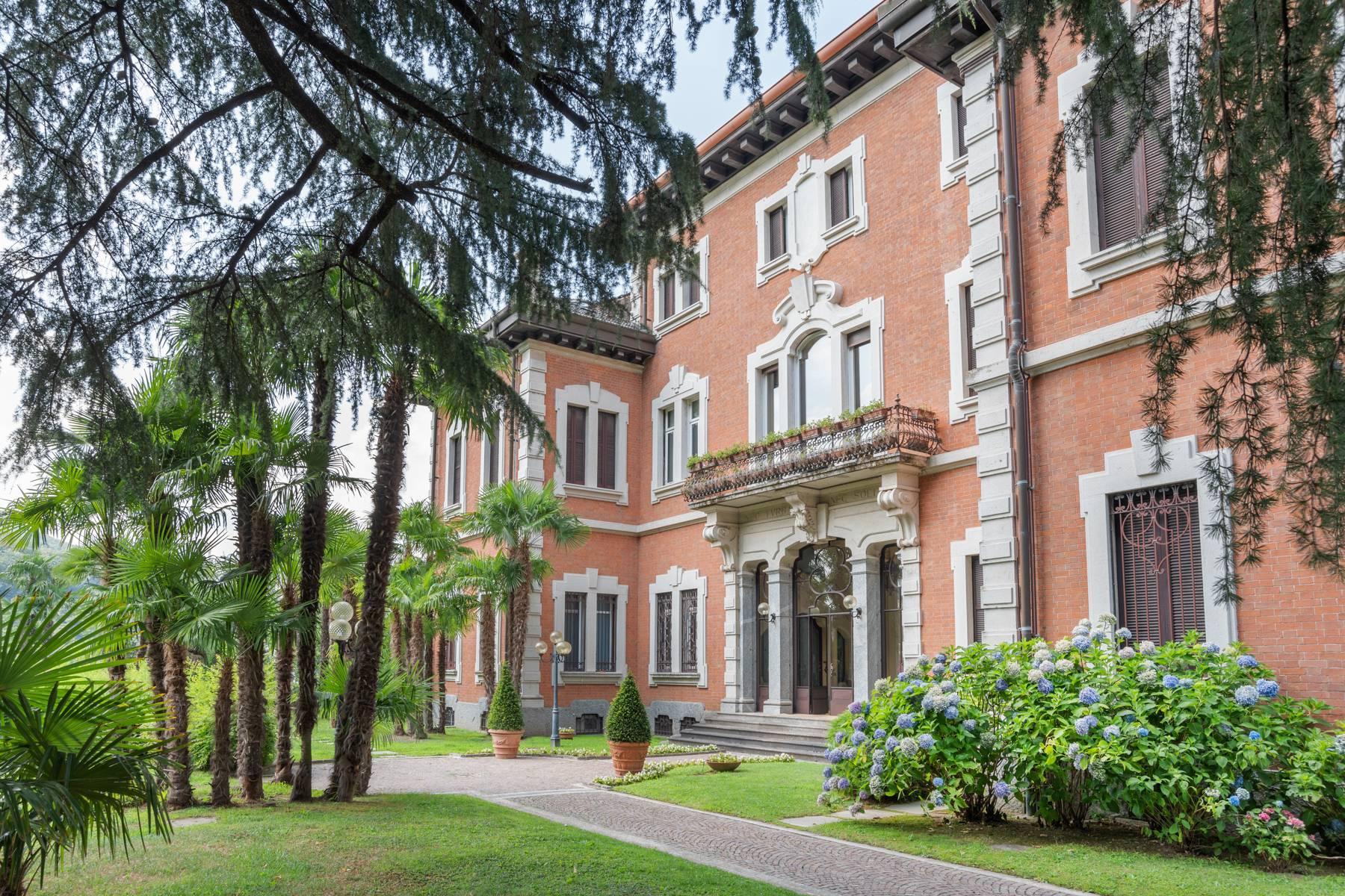 Incantevole appartamento in villa esclusiva dei primi del 900 - 6