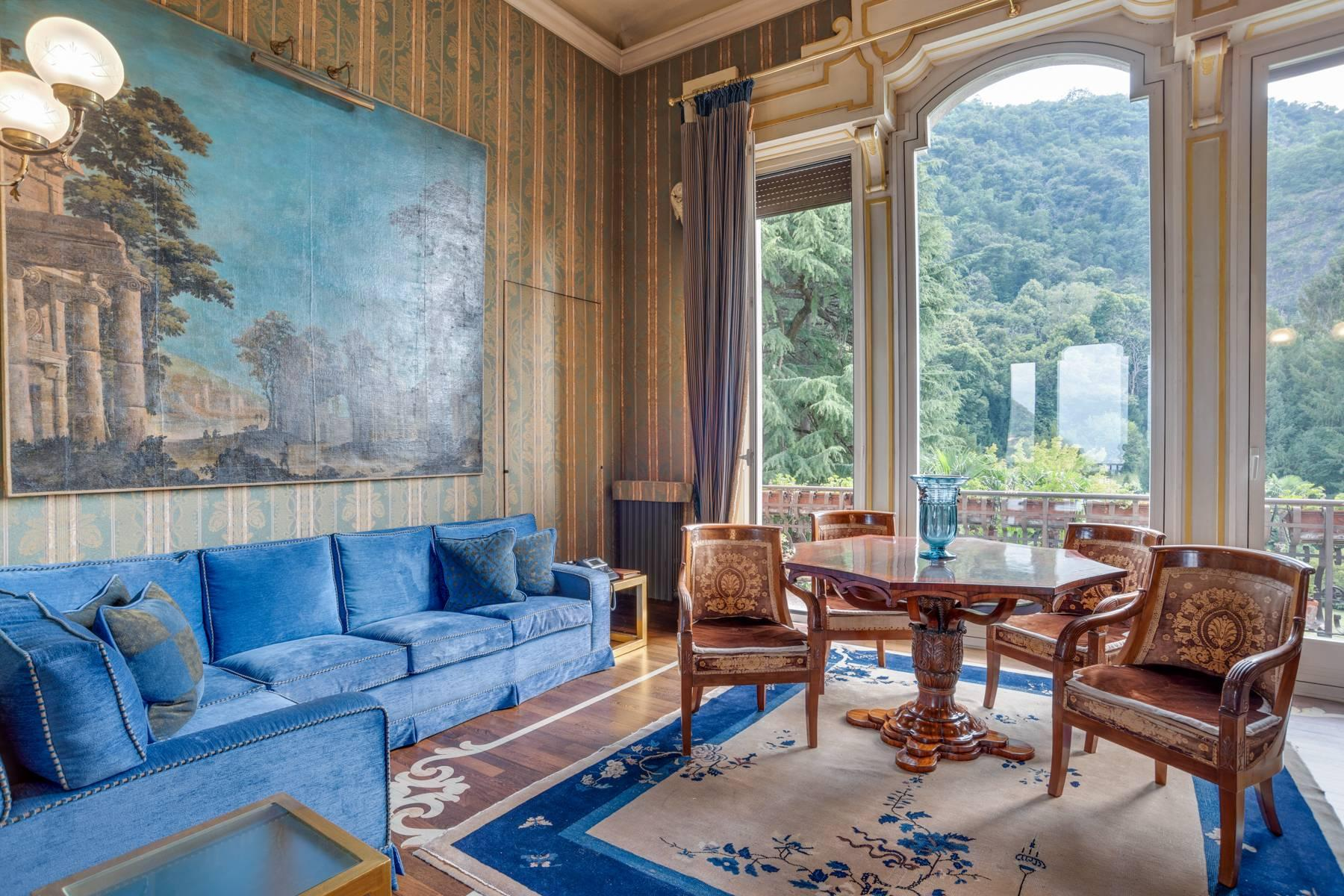 Fascinating apartment in an exclusive villa of the early 1900s - 15
