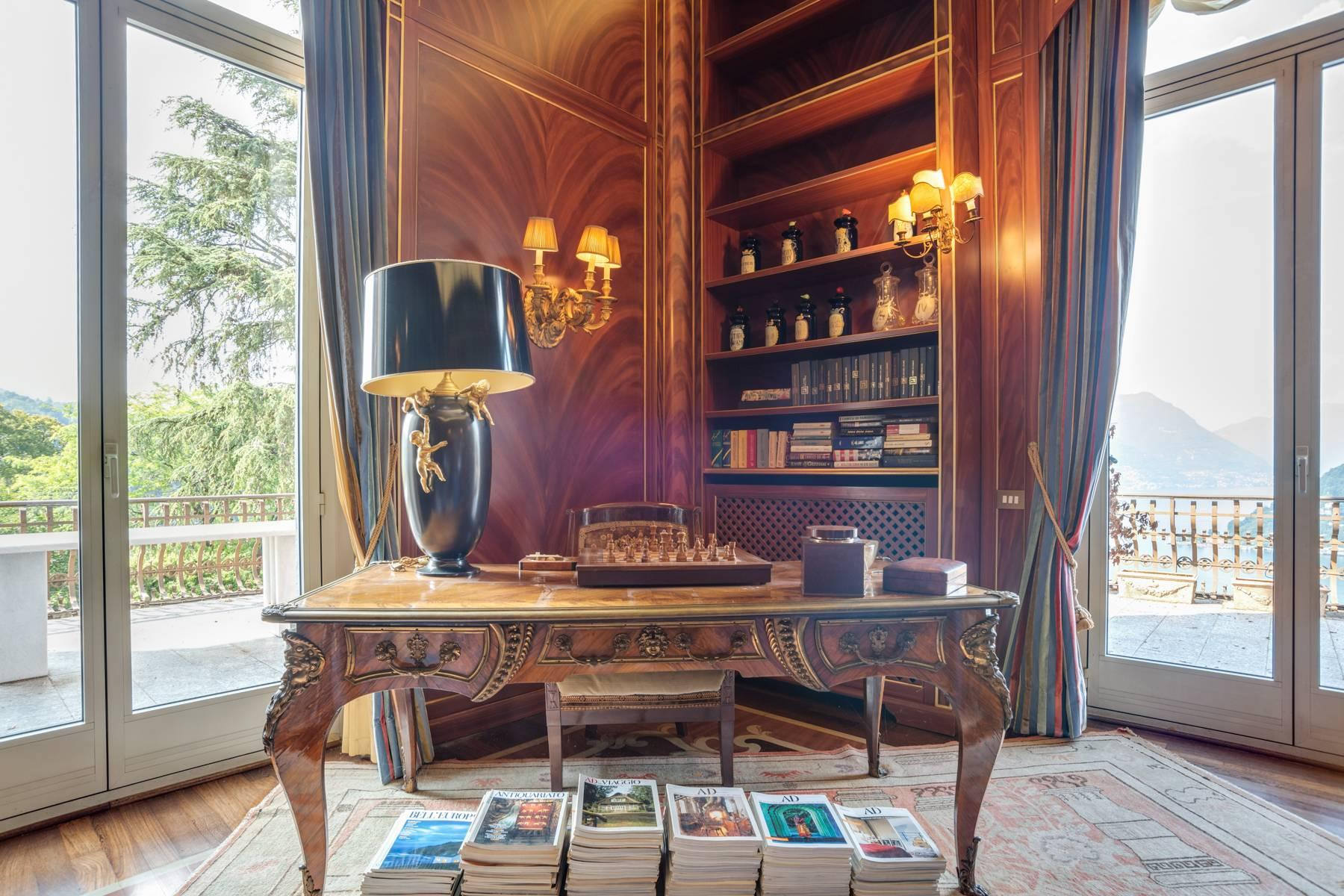 Fascinating apartment in an exclusive villa of the early 1900s - 19