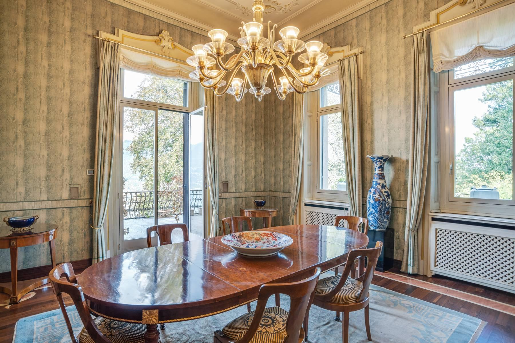 Fascinating apartment in an exclusive villa of the early 1900s - 25