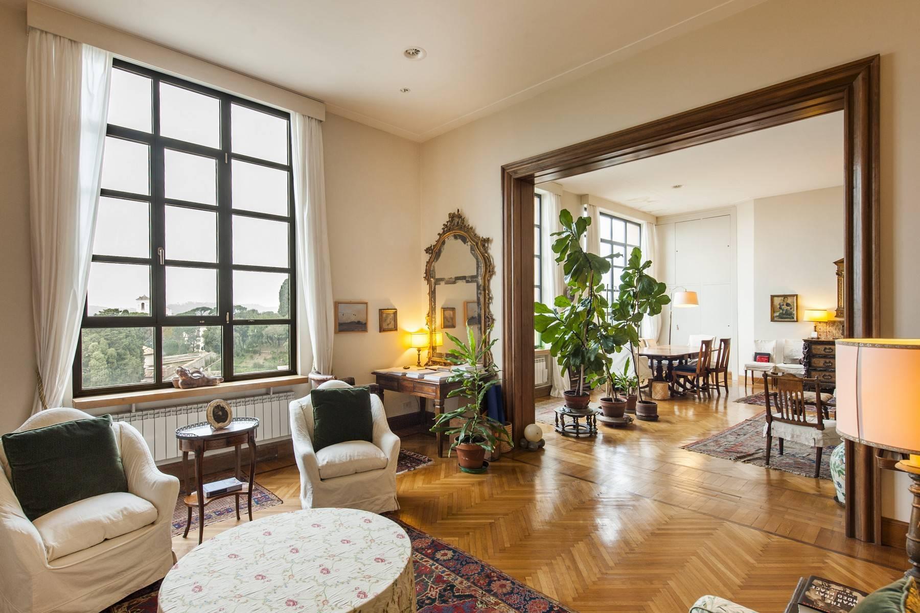 Wunderschöne Penthouse mit unvergleichlicher Aussicht - 9