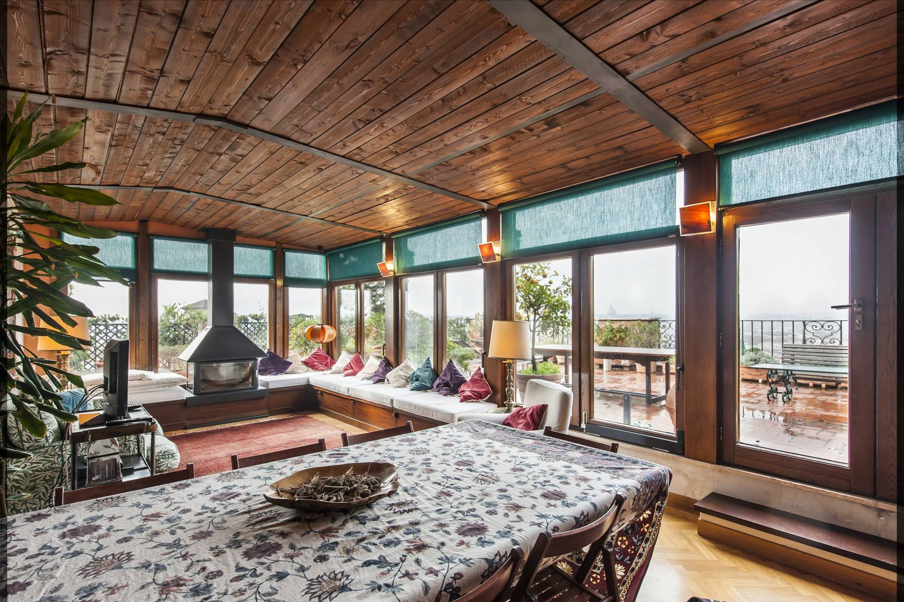 Wunderschöne Penthouse mit unvergleichlicher Aussicht - 5