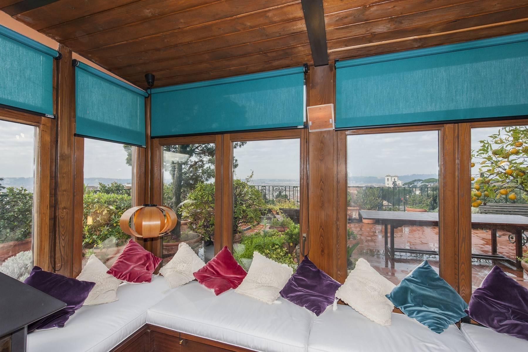 Wunderschöne Penthouse mit unvergleichlicher Aussicht - 26