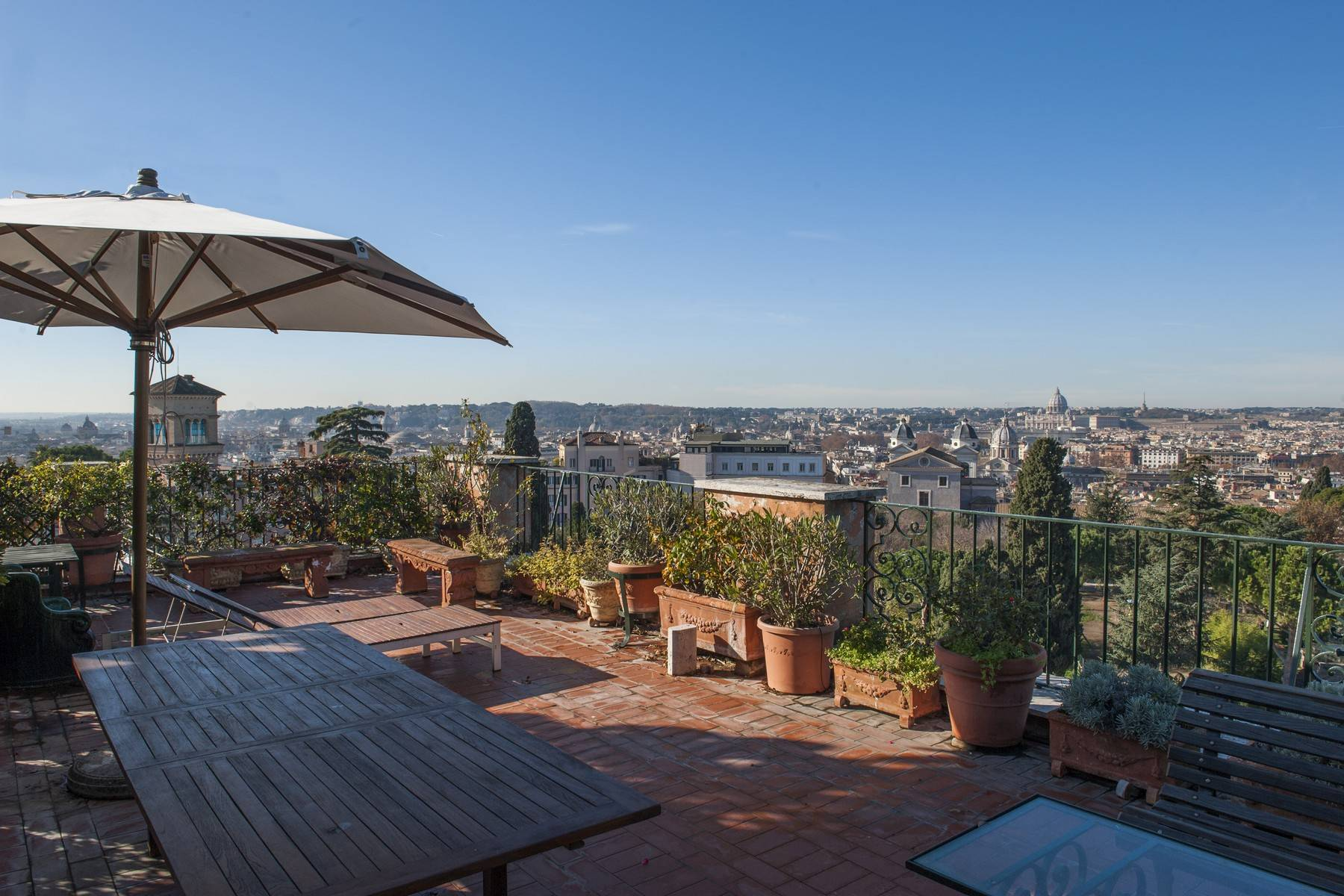 Wunderschöne Penthouse mit unvergleichlicher Aussicht - 4