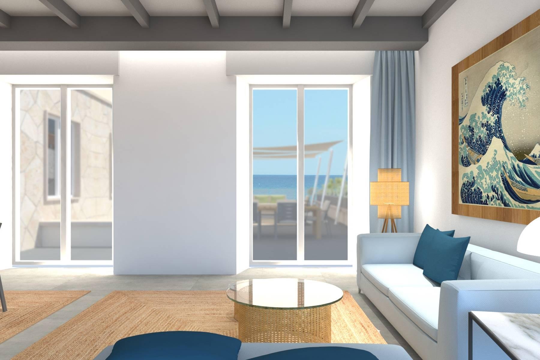 Bright beachfront apartment with a beautiful terrace - 26