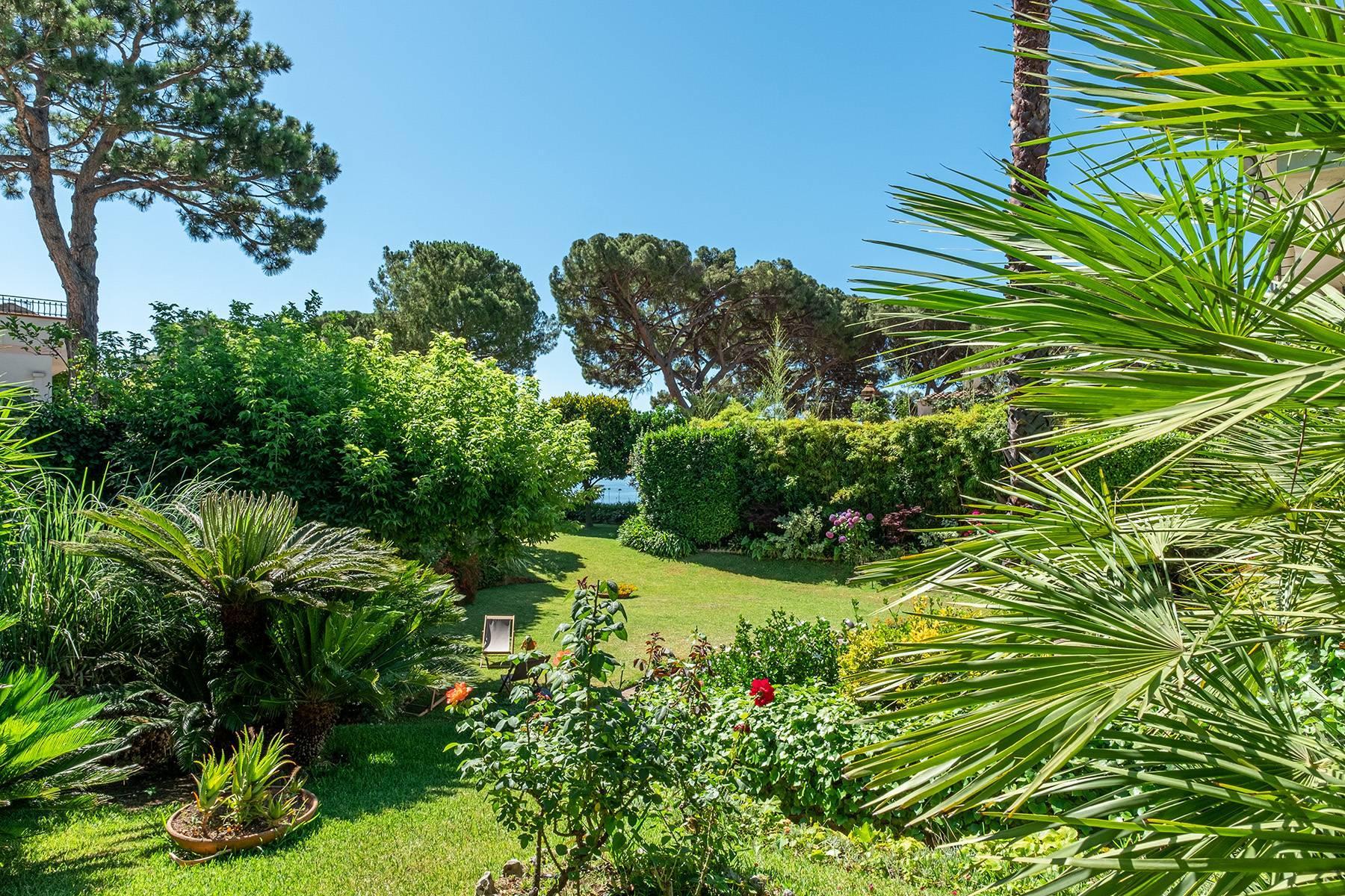 Historisches Anwesen im Grünen mit atemberaubendem Blick auf den Golf von Vietri - 27