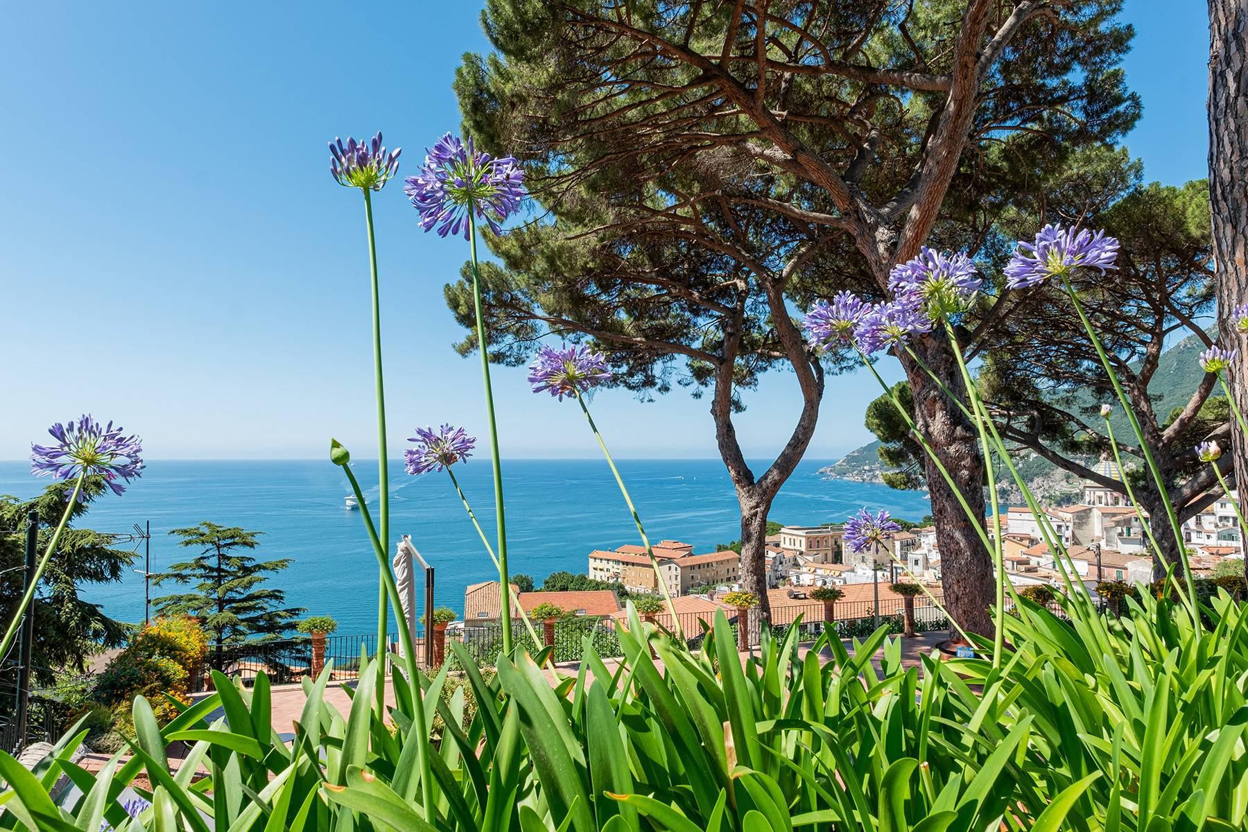 Historisches Anwesen im Grünen mit atemberaubendem Blick auf den Golf von Vietri - 14