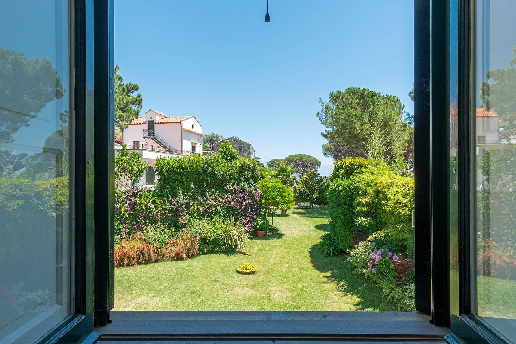 Historisches Anwesen im Grünen mit atemberaubendem Blick auf den Golf von Vietri - 25