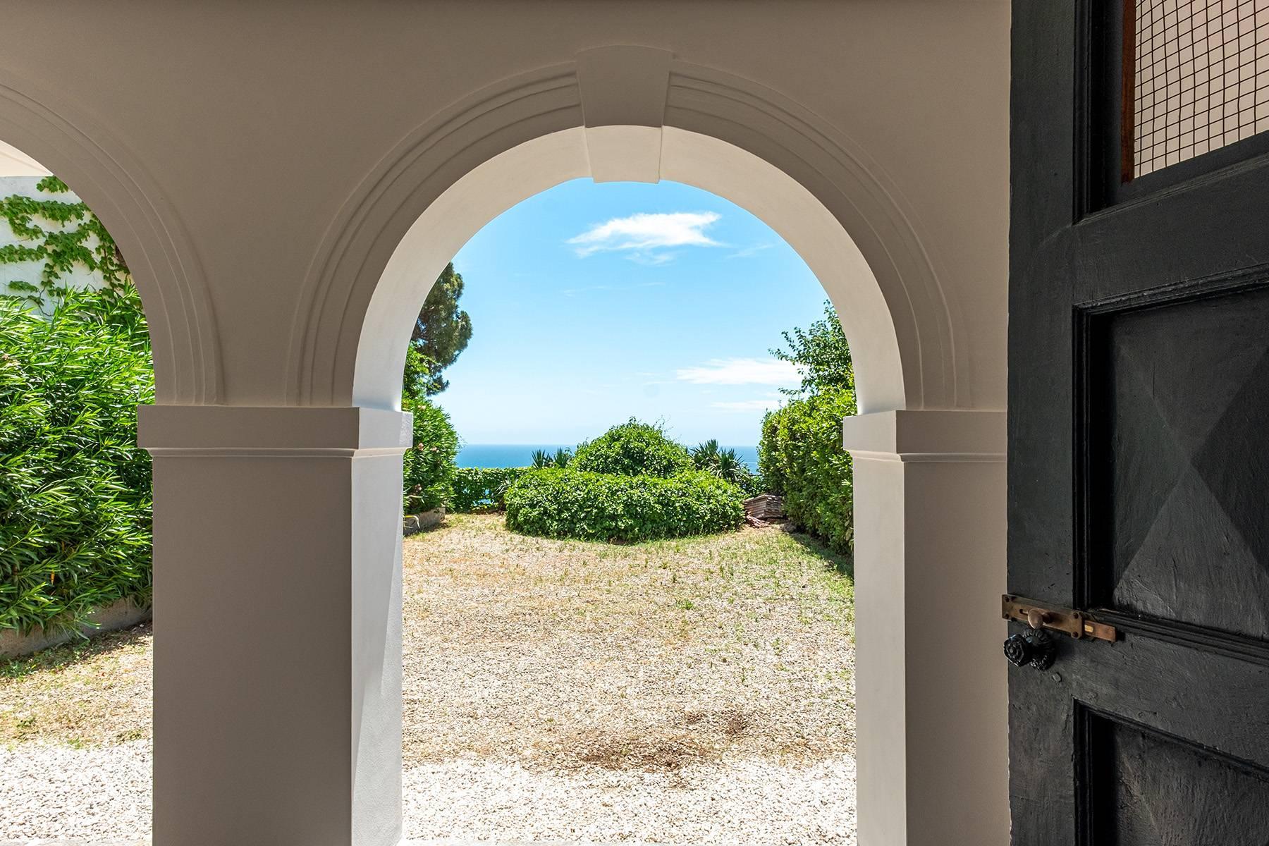 Historisches Anwesen im Grünen mit atemberaubendem Blick auf den Golf von Vietri - 24