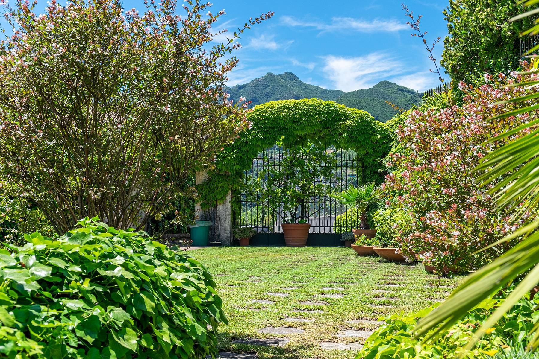 Historisches Anwesen im Grünen mit atemberaubendem Blick auf den Golf von Vietri - 4