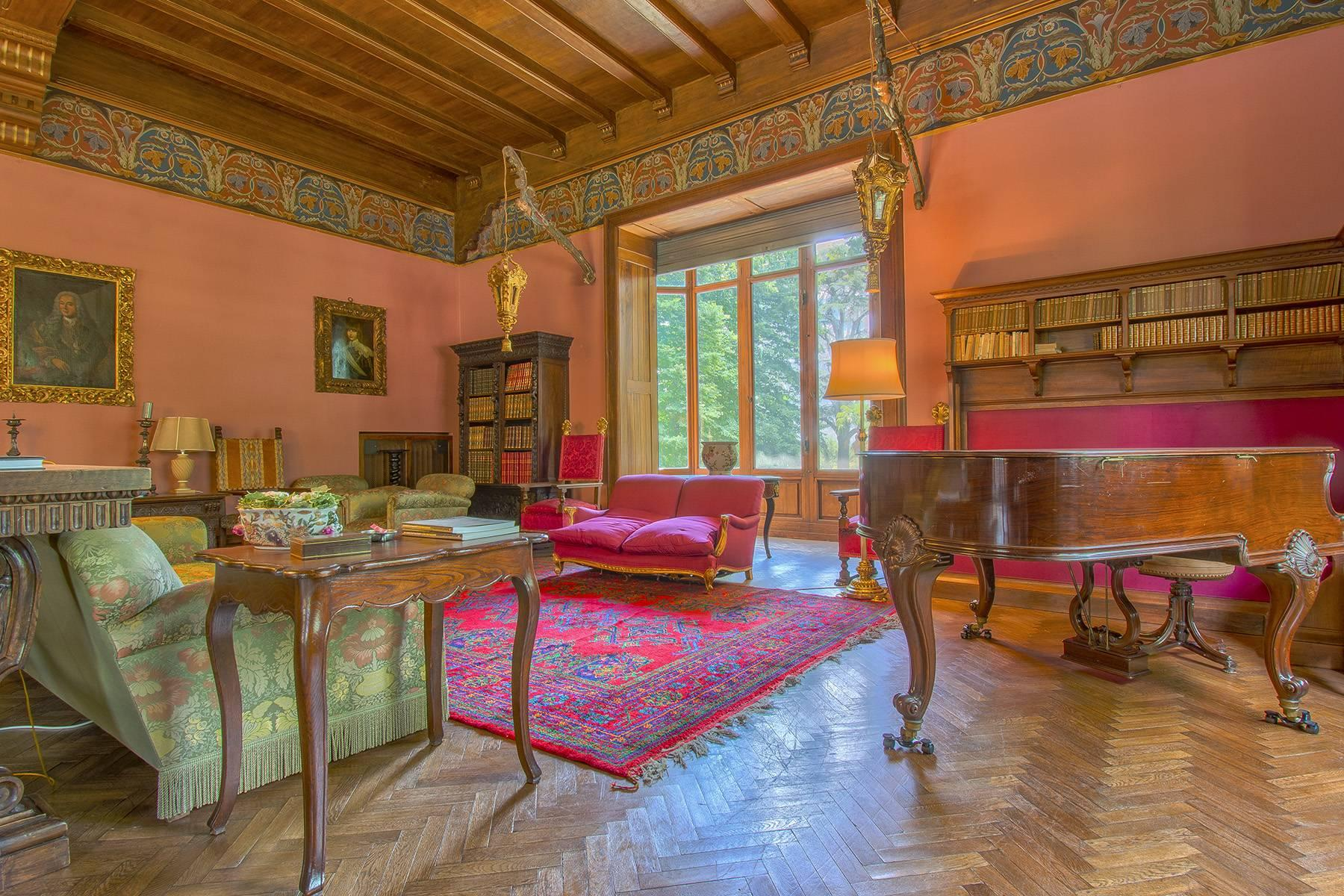 Magnificent villa dating back to the 19th century - 8