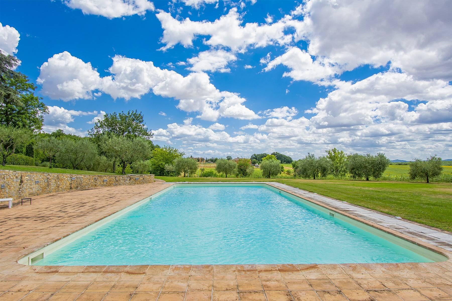 Magnifica villa dell'800 nel cuore dell'Umbria - 33