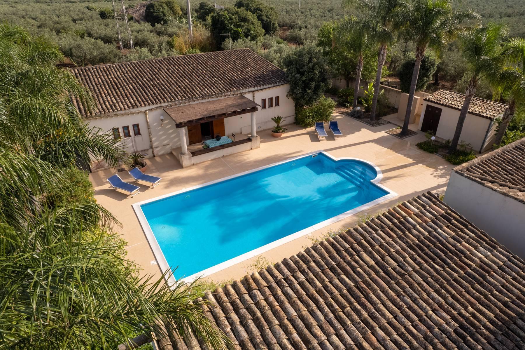 Villa con piscina vicino il parco archeologico di Selinunte - 8