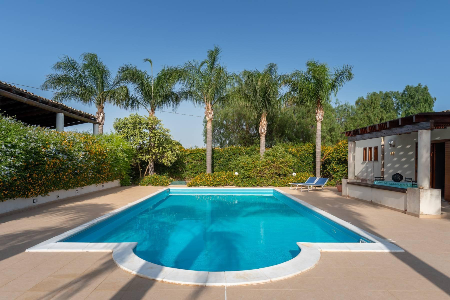 Villa con piscina vicino il parco archeologico di Selinunte - 11