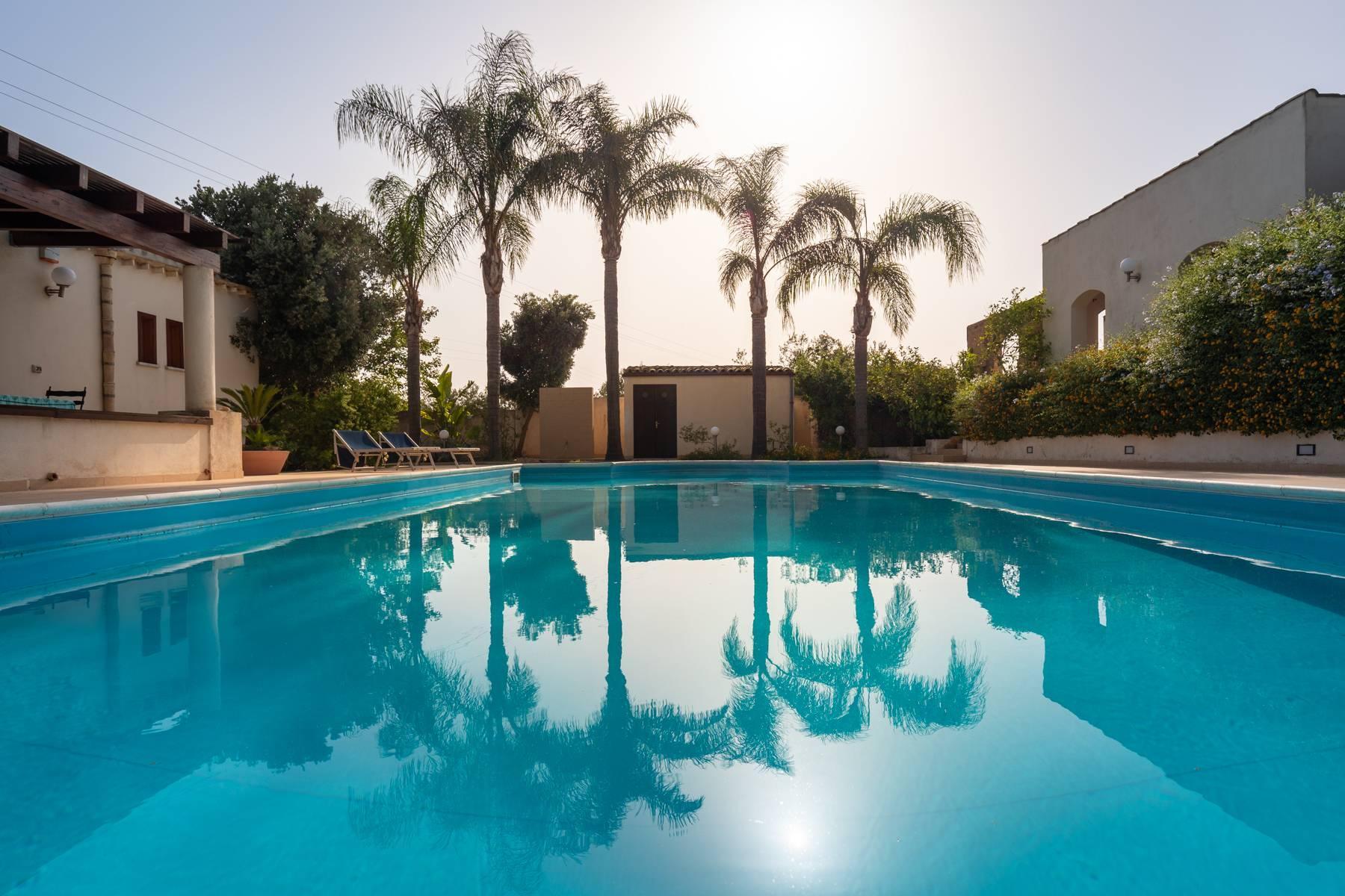Villa con piscina vicino il parco archeologico di Selinunte - 2