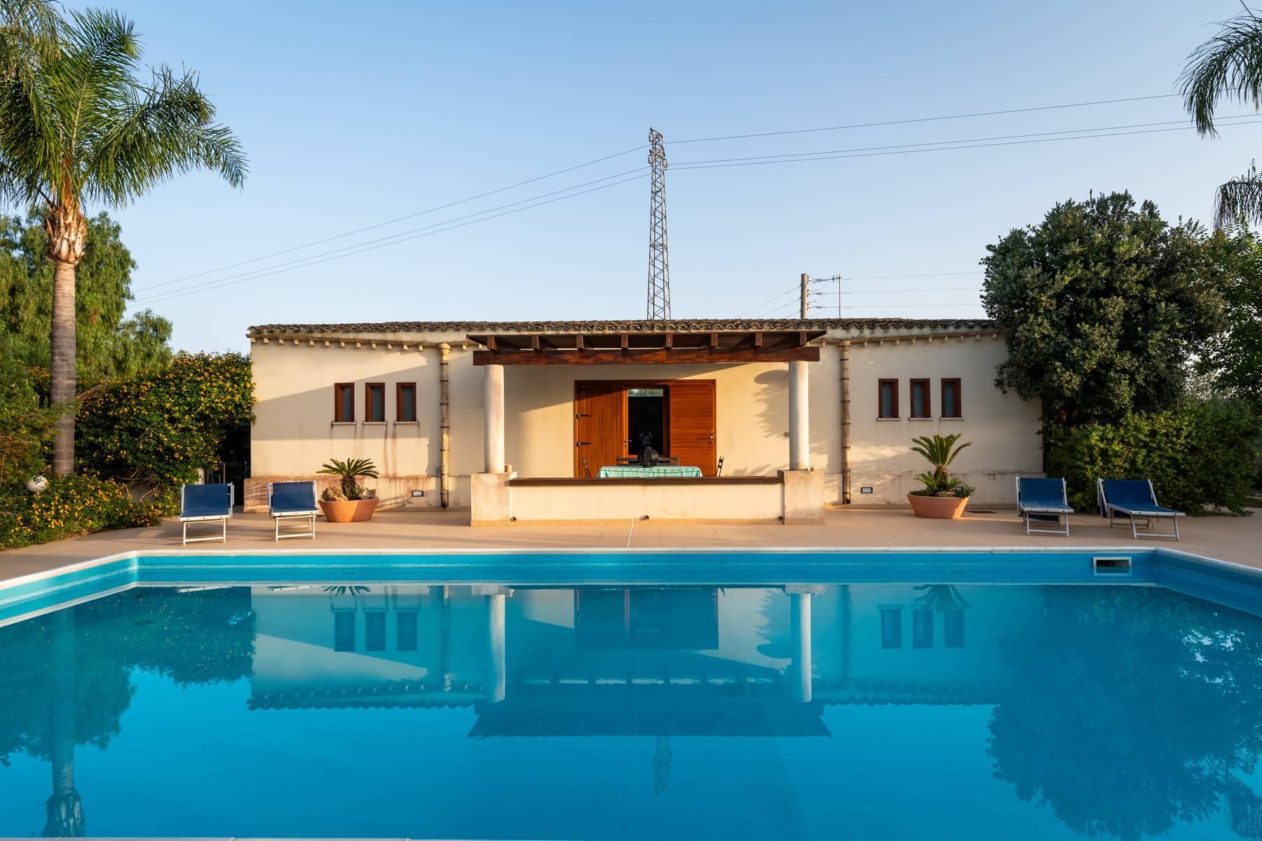 Villa con piscina vicino il parco archeologico di Selinunte - 31