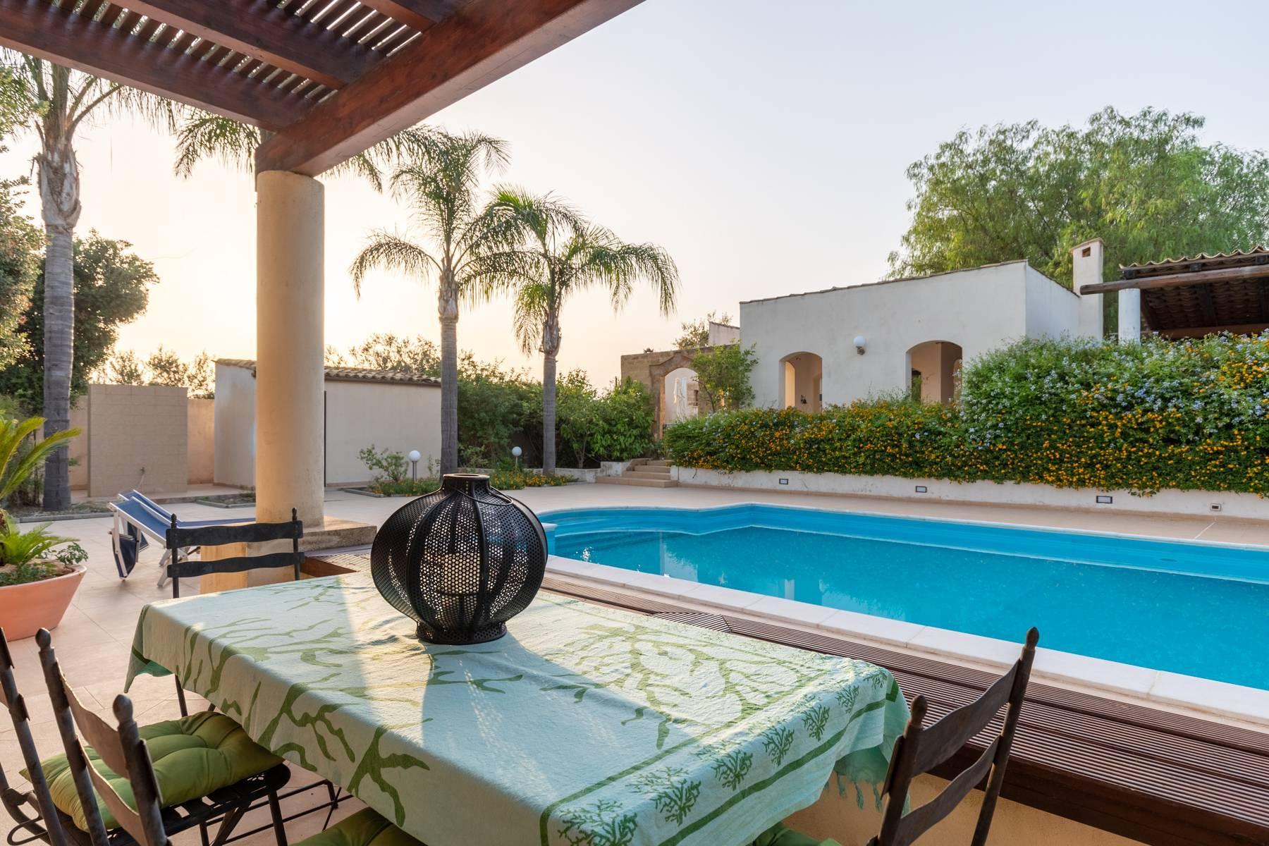 Villa con piscina vicino il parco archeologico di Selinunte - 13