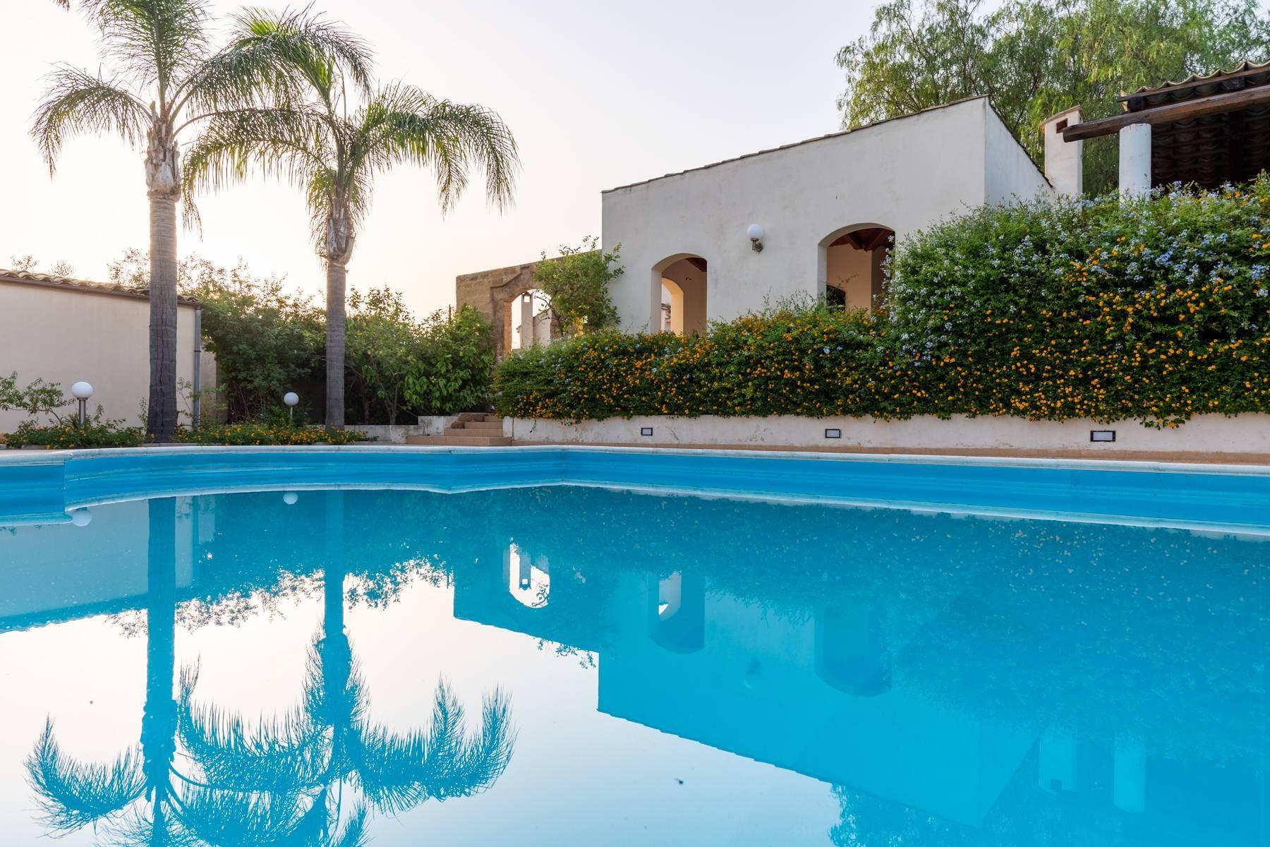 Villa con piscina vicino il parco archeologico di Selinunte - 38