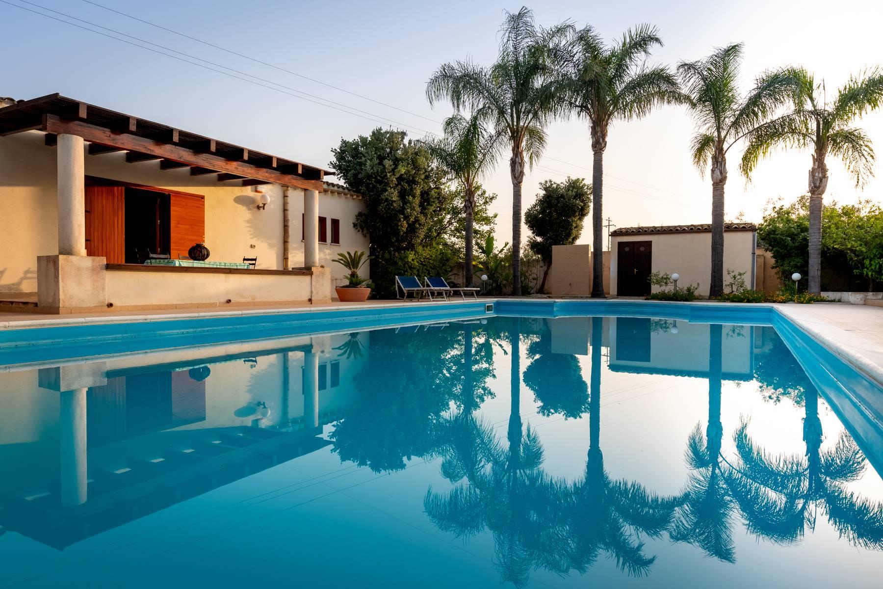 Villa con piscina vicino il parco archeologico di Selinunte - 17