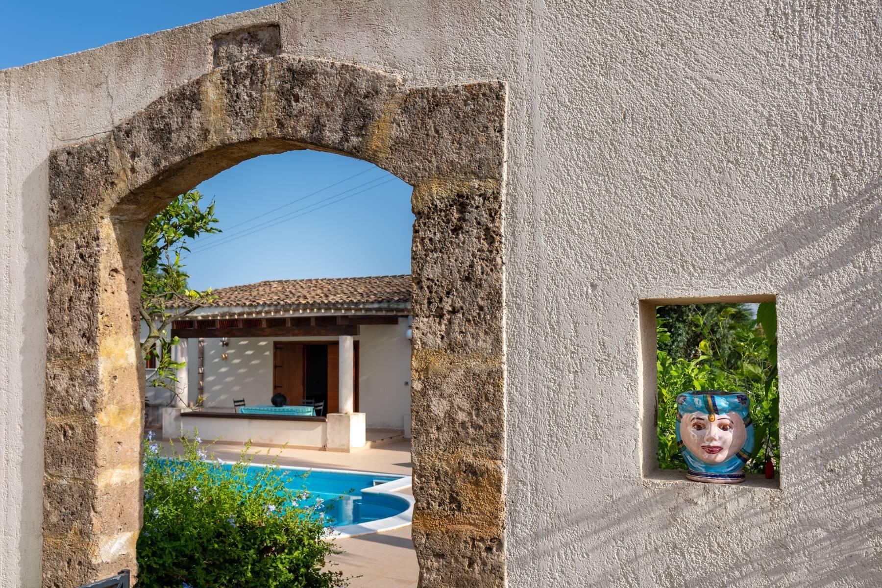Villa con piscina vicino il parco archeologico di Selinunte - 6