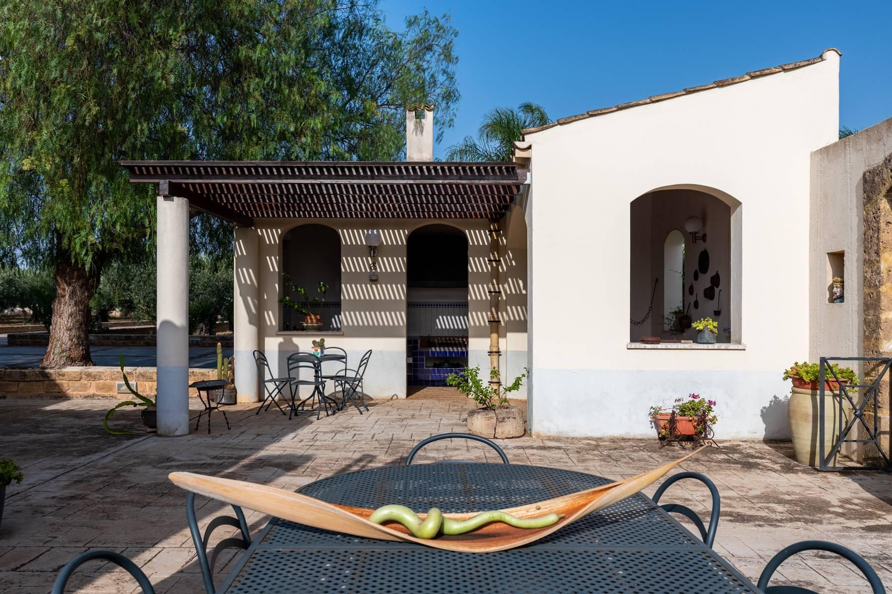 Villa con piscina vicino il parco archeologico di Selinunte - 16