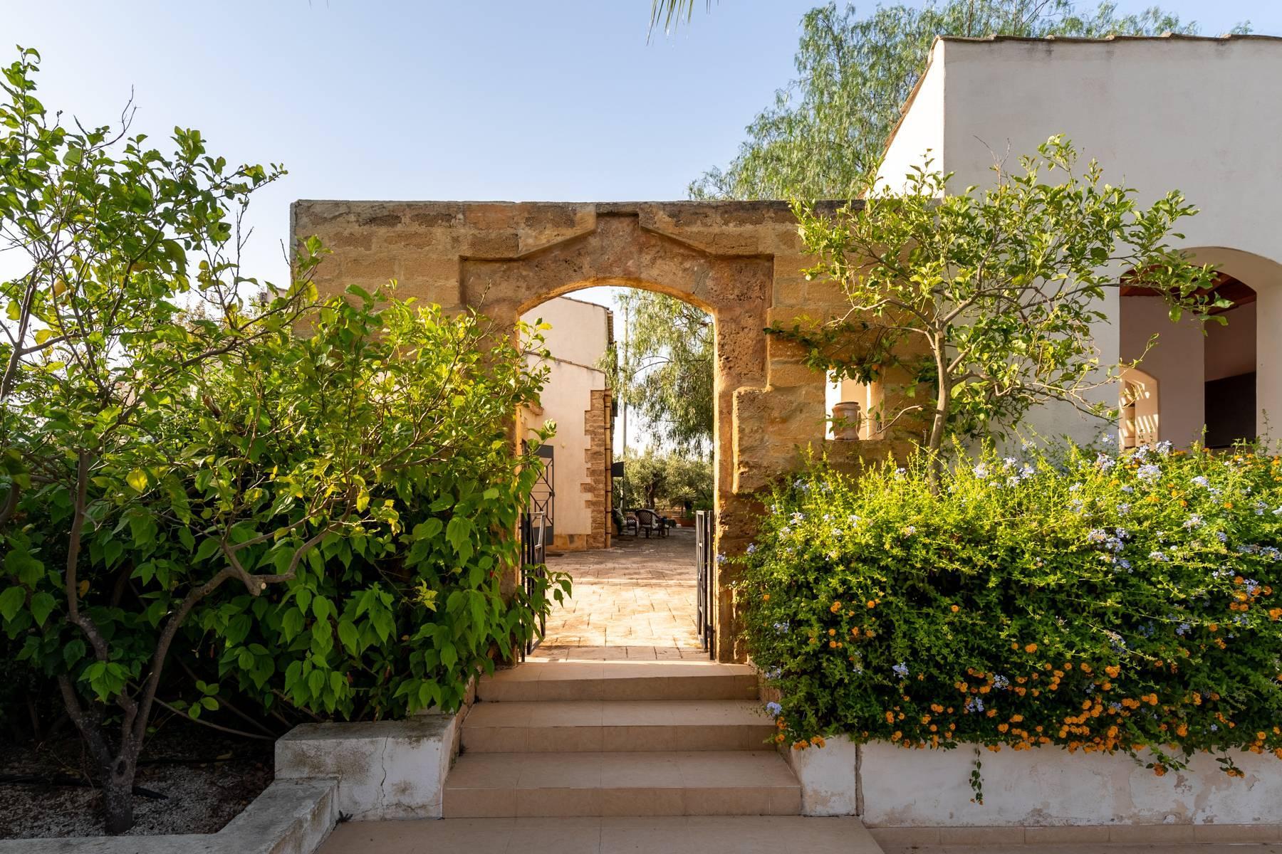 Villa con piscina vicino il parco archeologico di Selinunte - 12