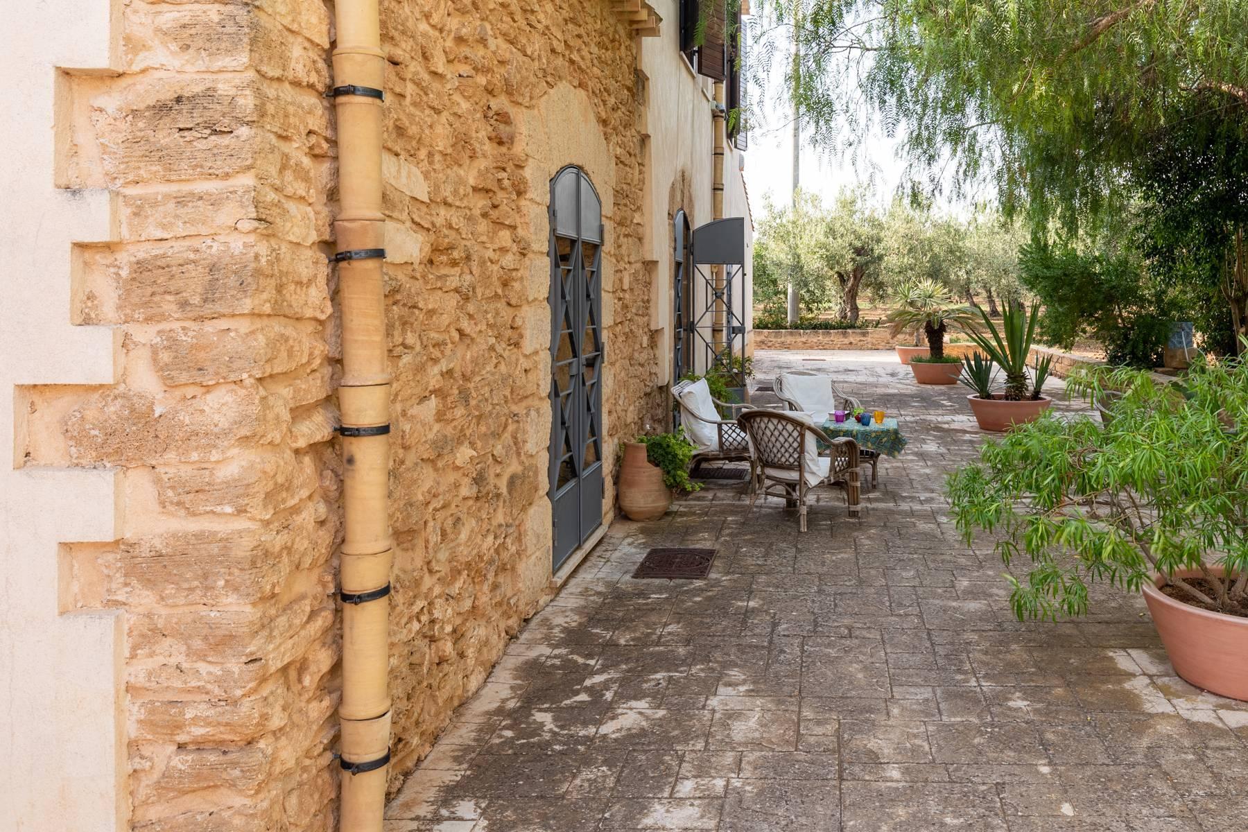 Villa con piscina vicino il parco archeologico di Selinunte - 20