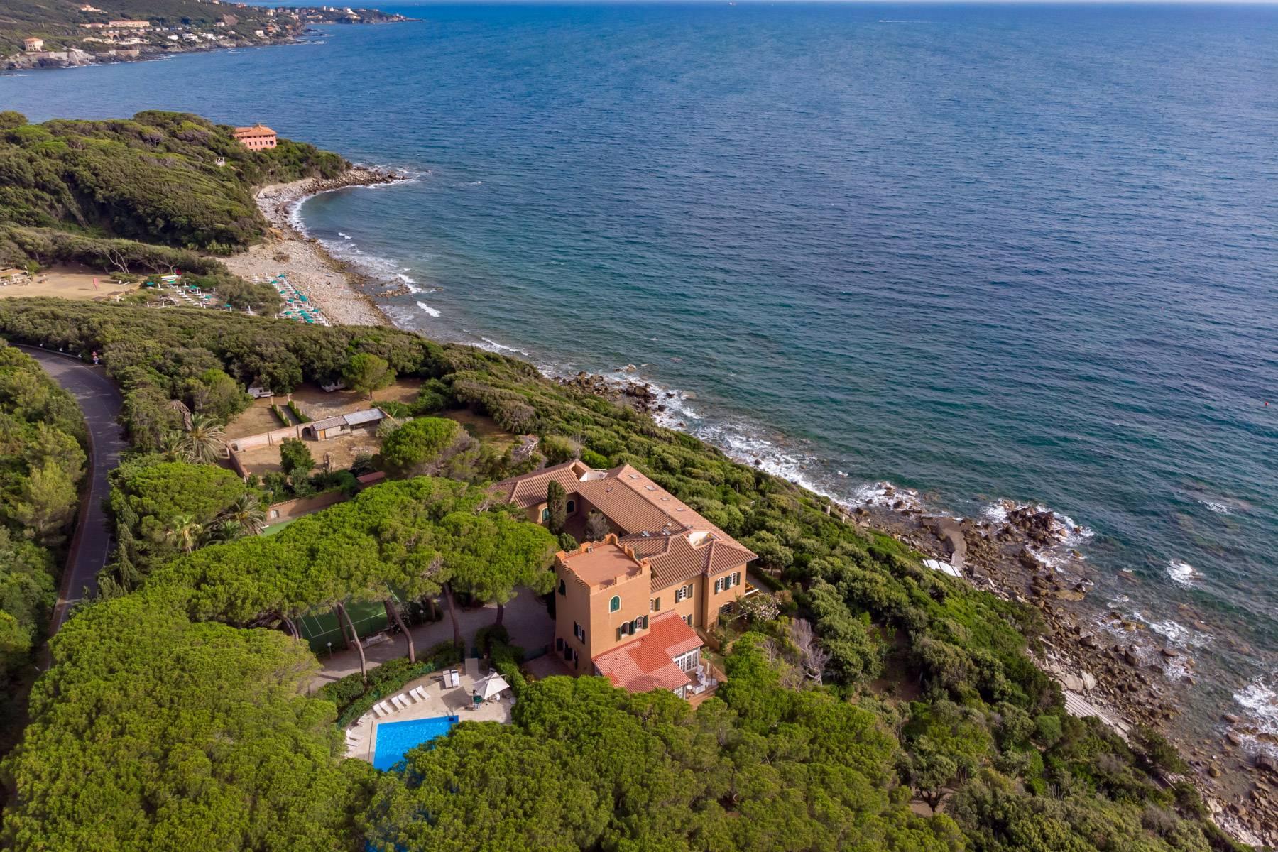 Appartamento con giardino privato ed accesso al mare in villa storica - 3