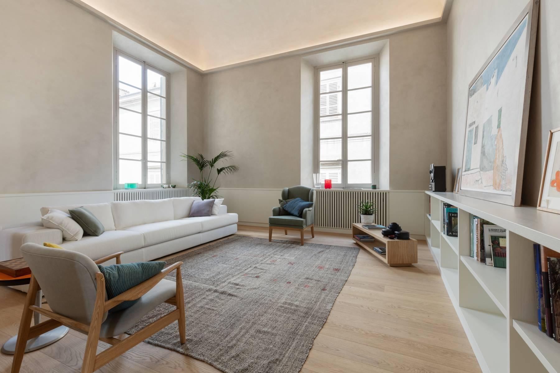 Elegante appartamento nel centro di Piacenza - 2