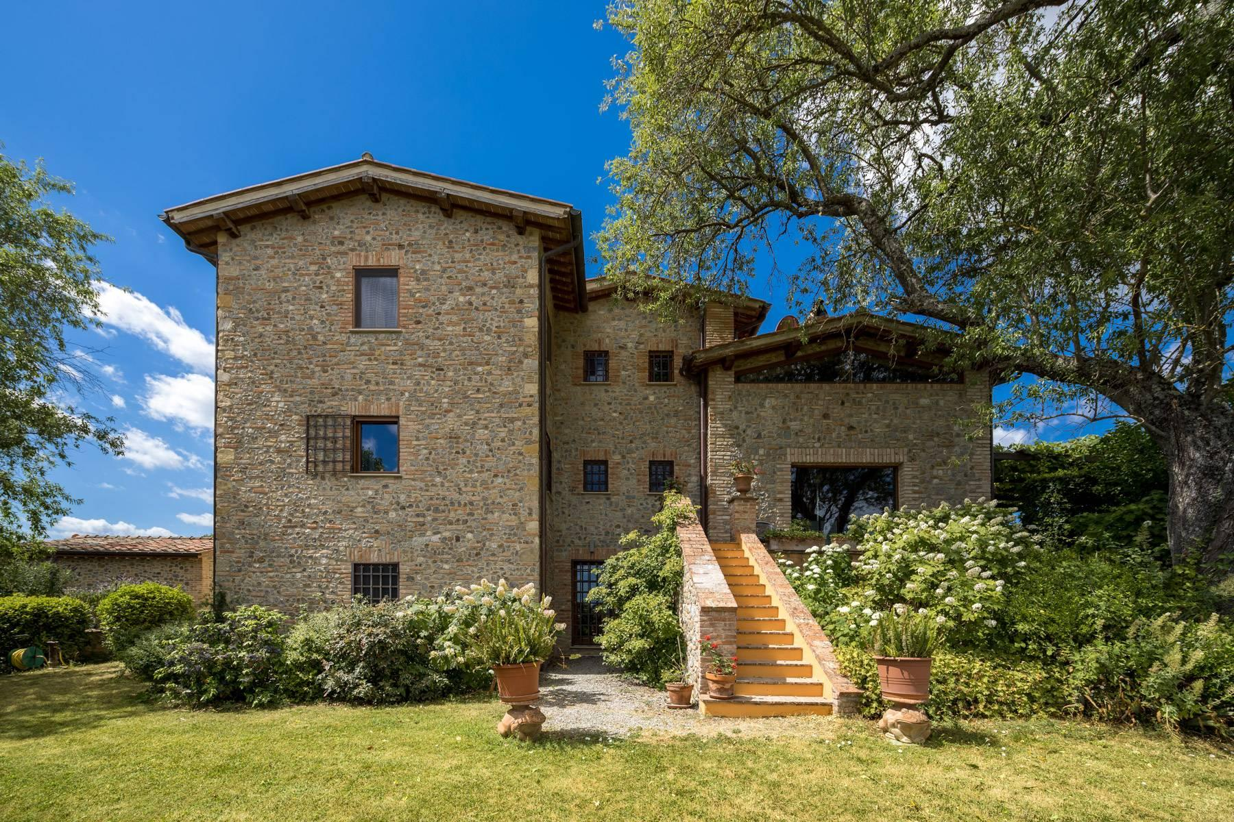 Luxury and green country house in Città della Pieve - 2