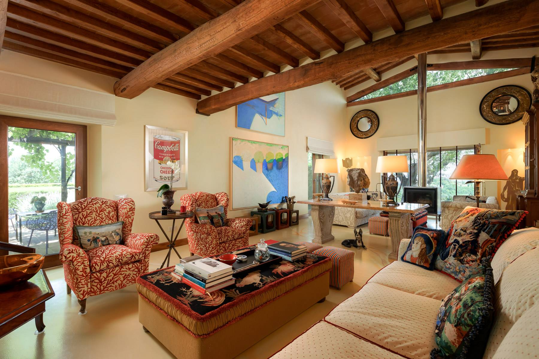 Luxury and green country house in Città della Pieve - 8