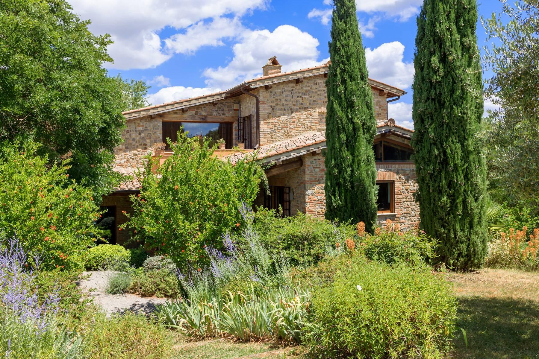 Luxury and green country house in Città della Pieve - 1