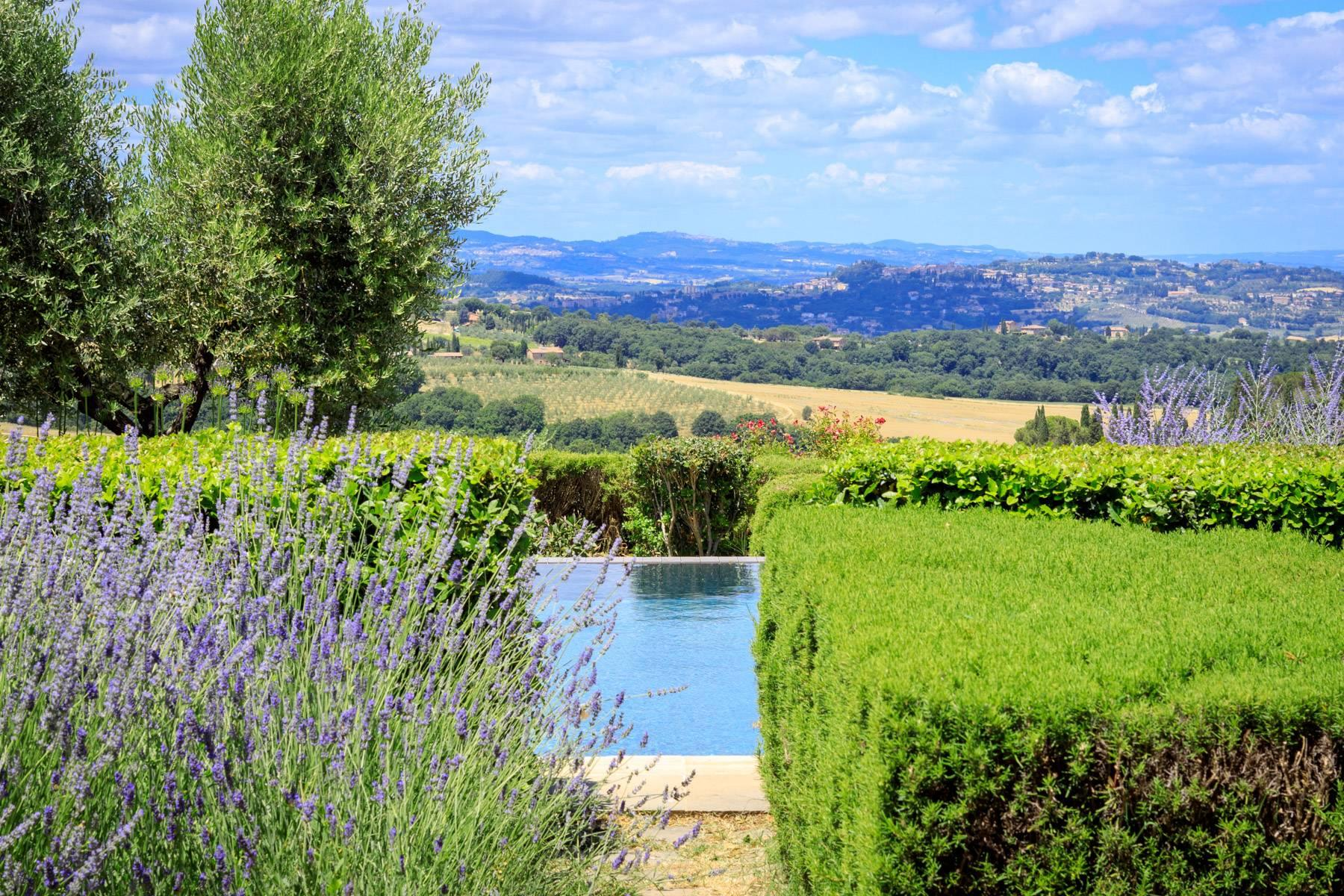 Luxury and green country house in Città della Pieve - 4