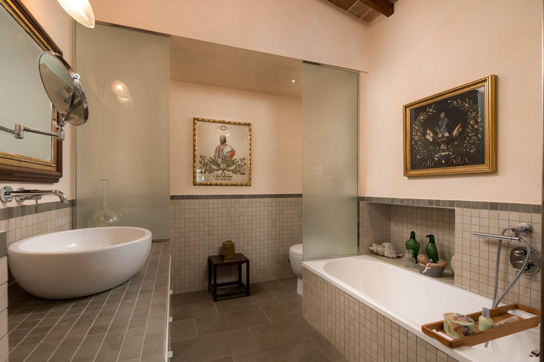 Casale di lusso con sistema geotermico a Città della Pieve - 12