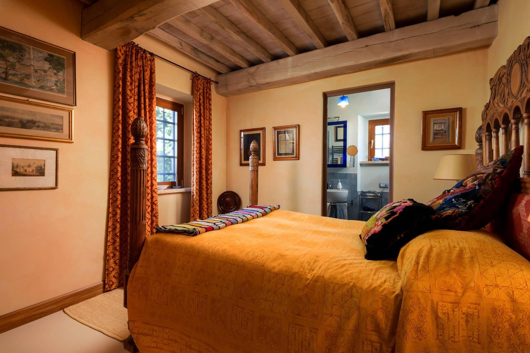 Casale di lusso con sistema geotermico a Città della Pieve - 25