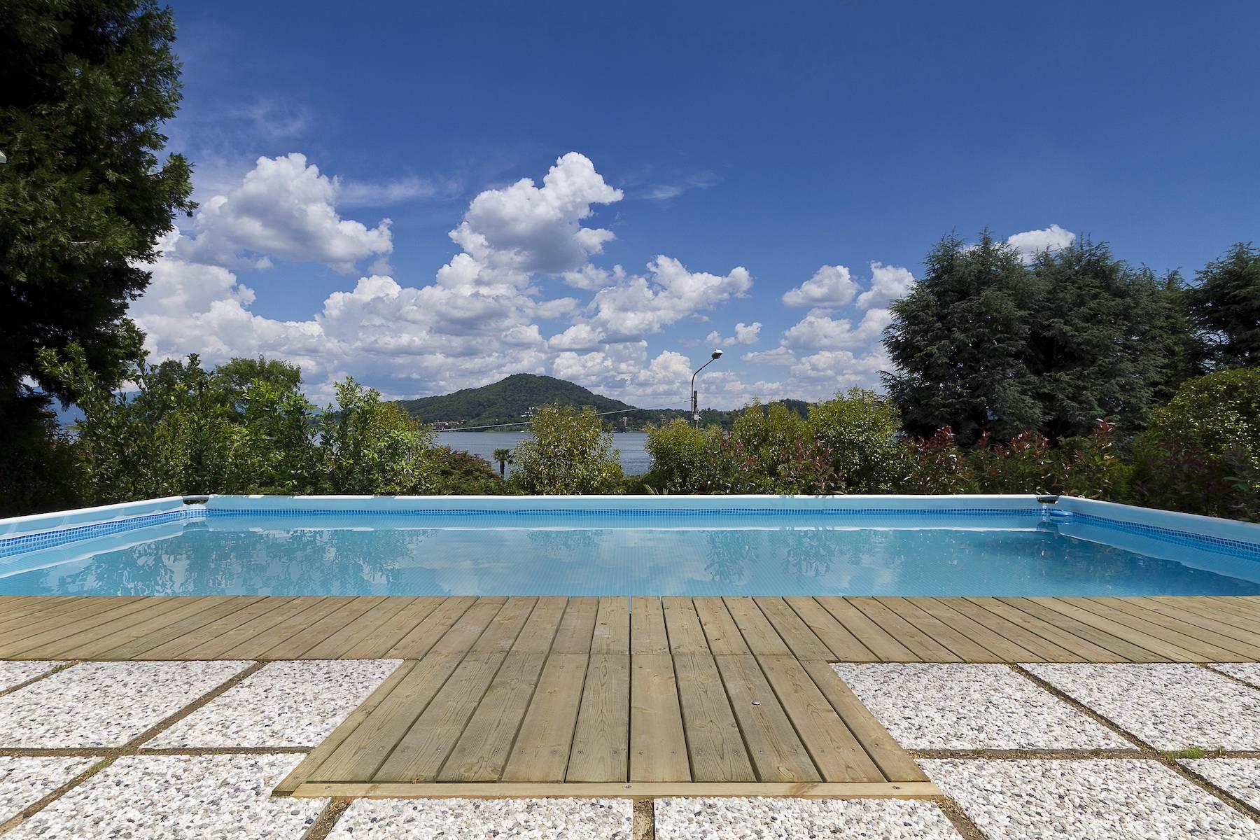 Elegante Residenz am Ufer des Lago Maggiore - 5