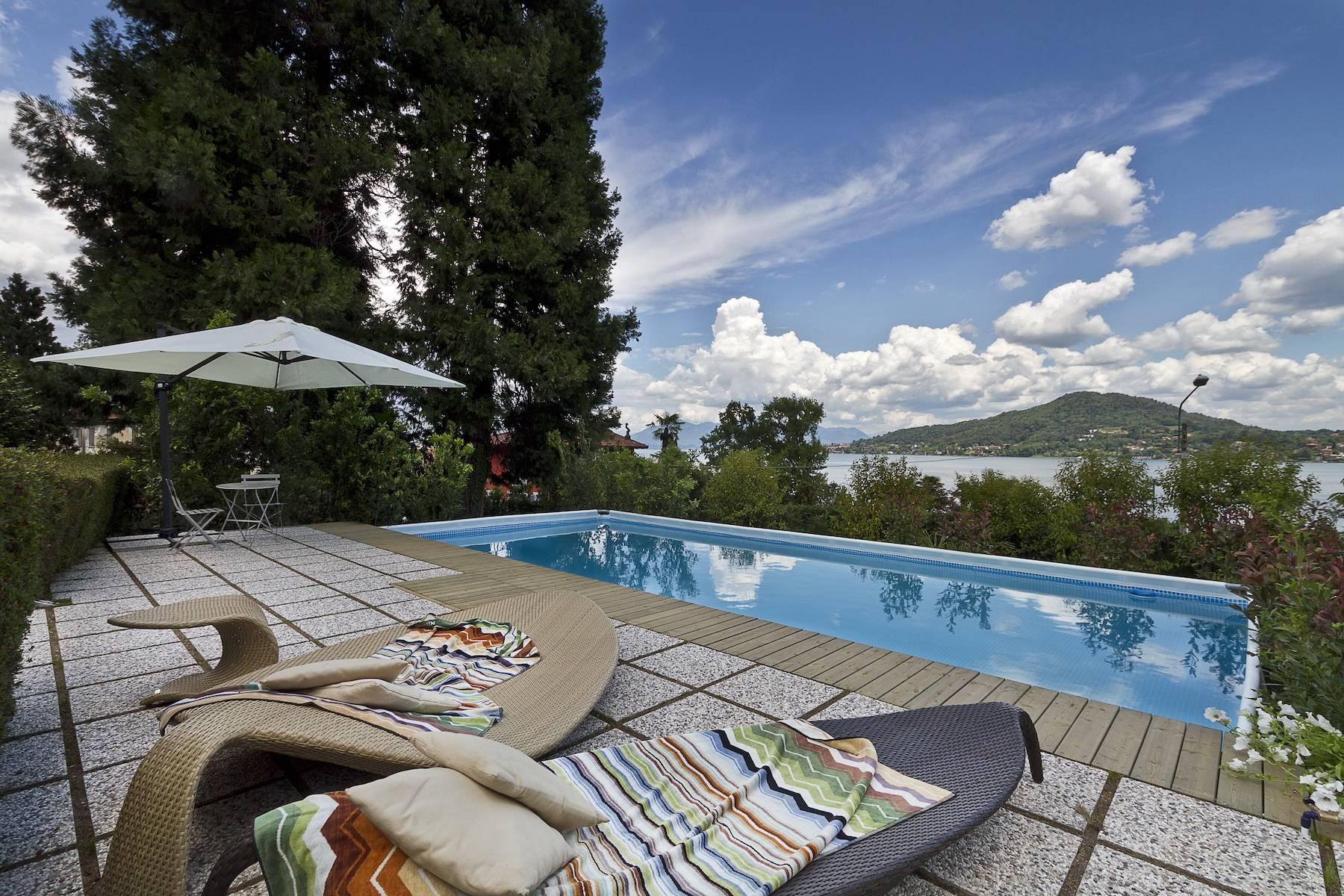 Elegante Residenz am Ufer des Lago Maggiore - 1