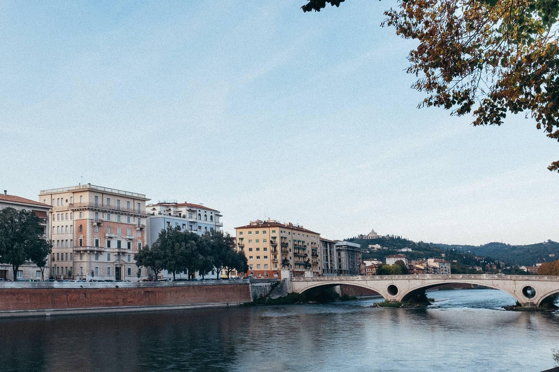 Elegante appartamento in Palazzo storico signorile con affaccio sul fiume Adige - 11