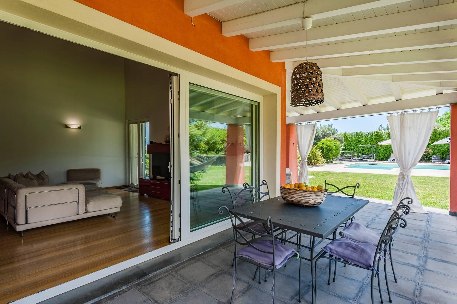 Villa esclusiva con piscina con vista ad Acireale - 4