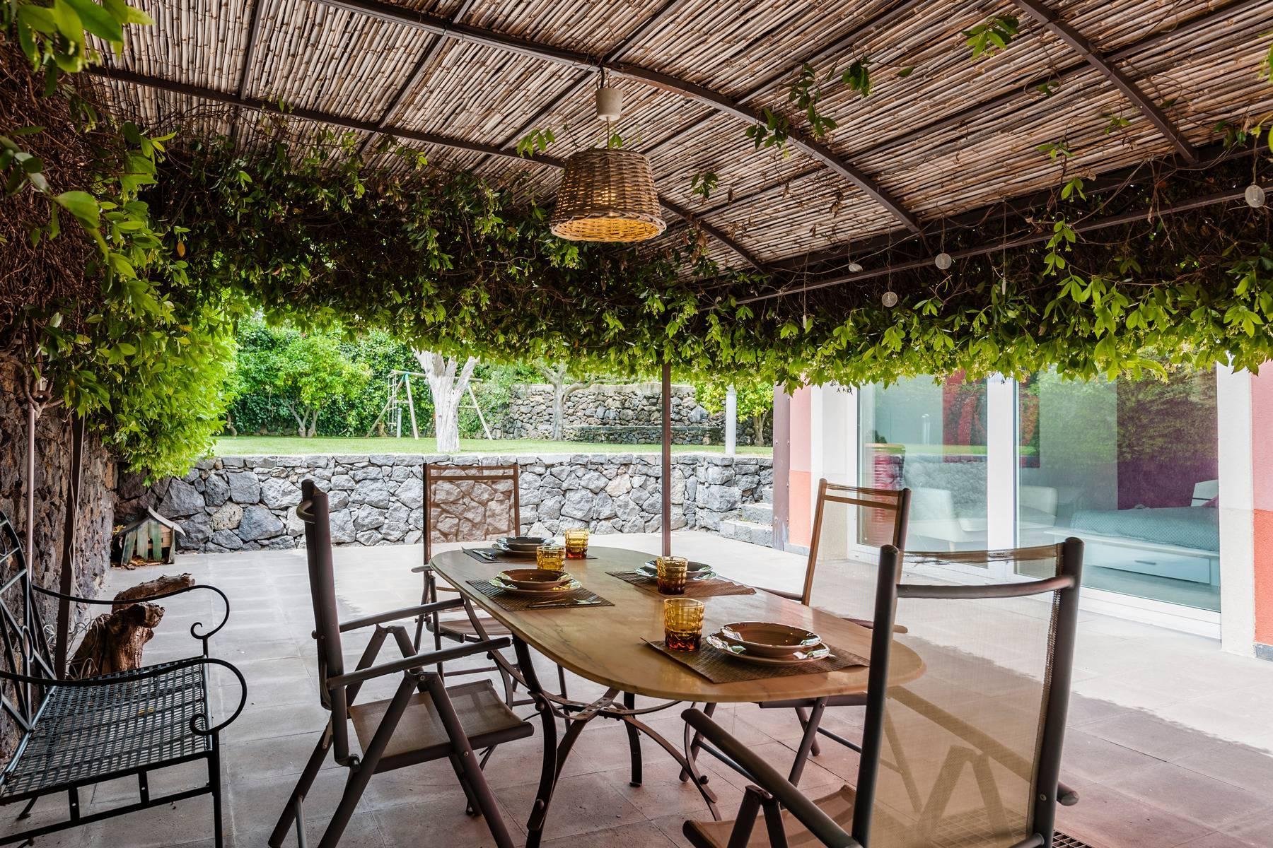 Villa esclusiva con piscina con vista ad Acireale - 5