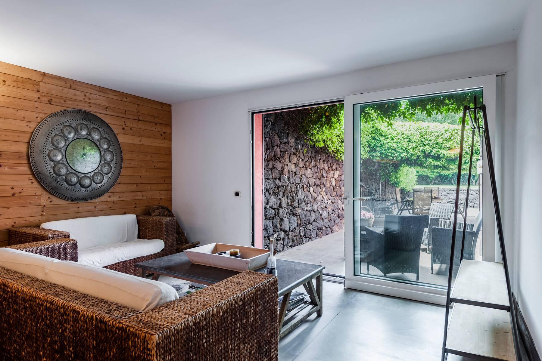 Villa esclusiva con piscina con vista ad Acireale - 10