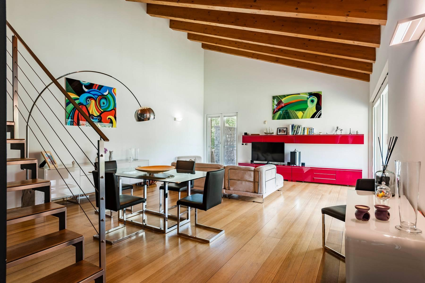 Villa esclusiva con piscina con vista ad Acireale - 13