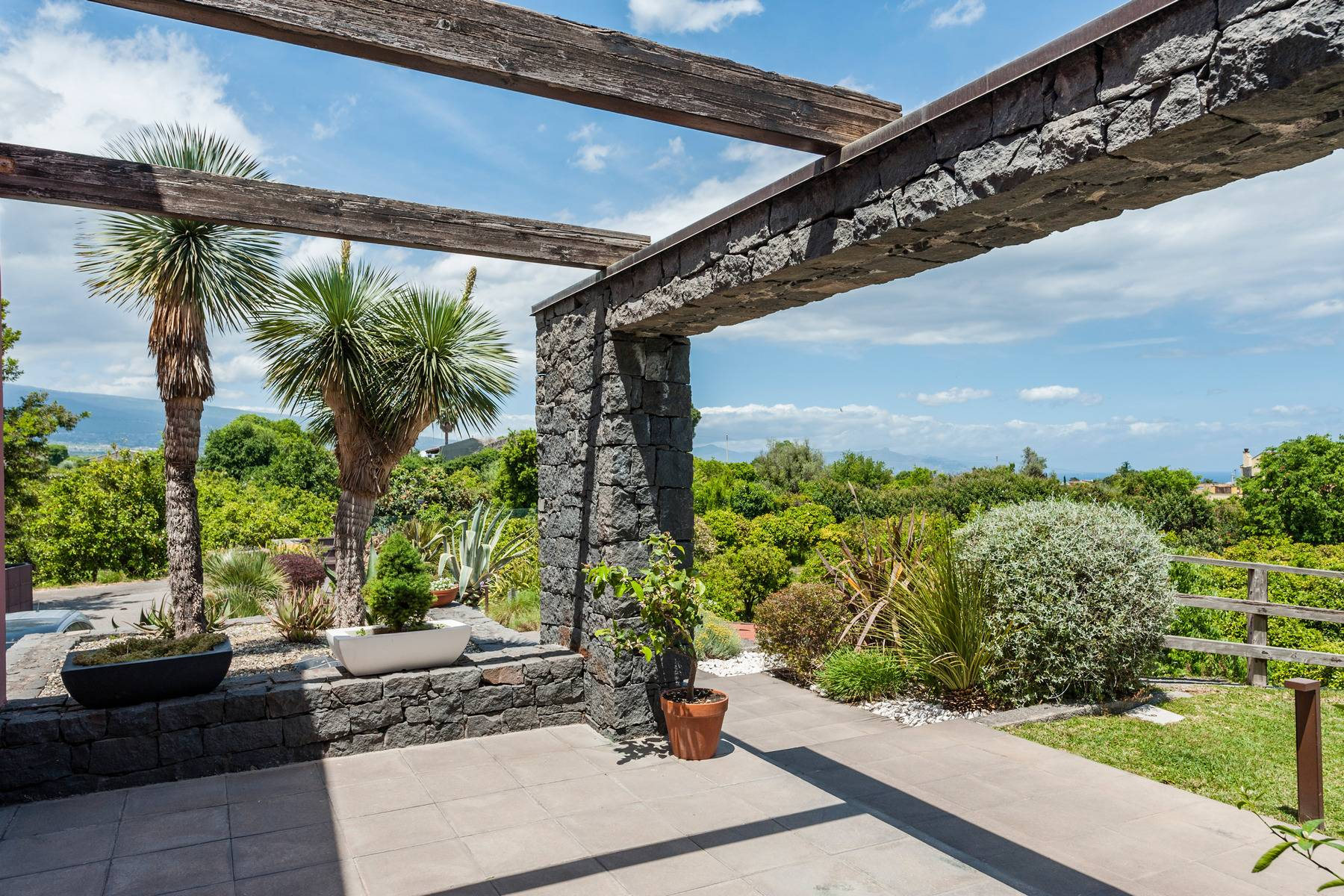 Villa esclusiva con piscina con vista ad Acireale - 25