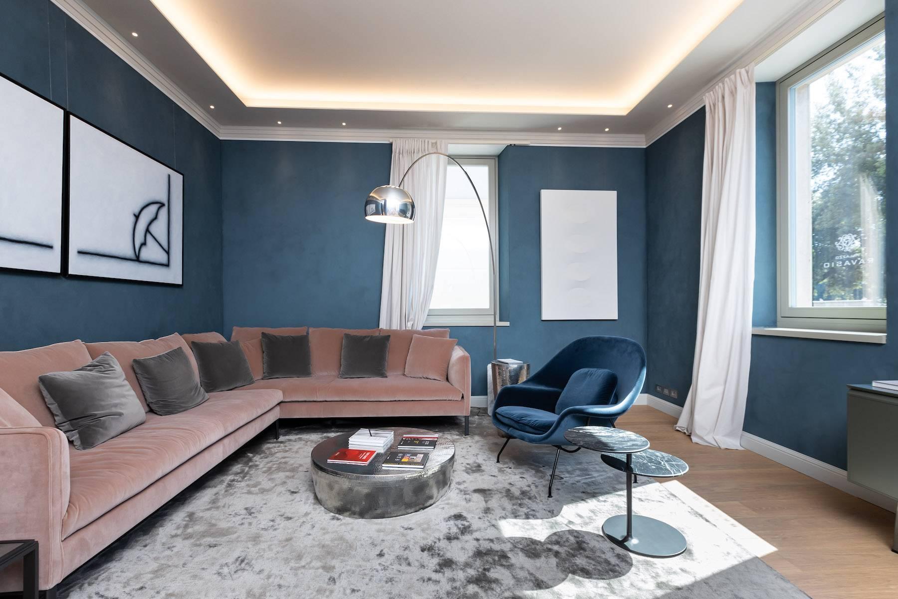 Herrliche Wohnung in einem eleganten historischen Gebäude mit Blick auf den Adige - 2