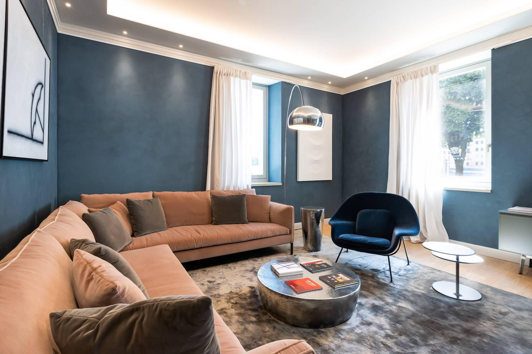 Herrliche Wohnung in einem eleganten historischen Gebäude mit Blick auf den Adige - 4