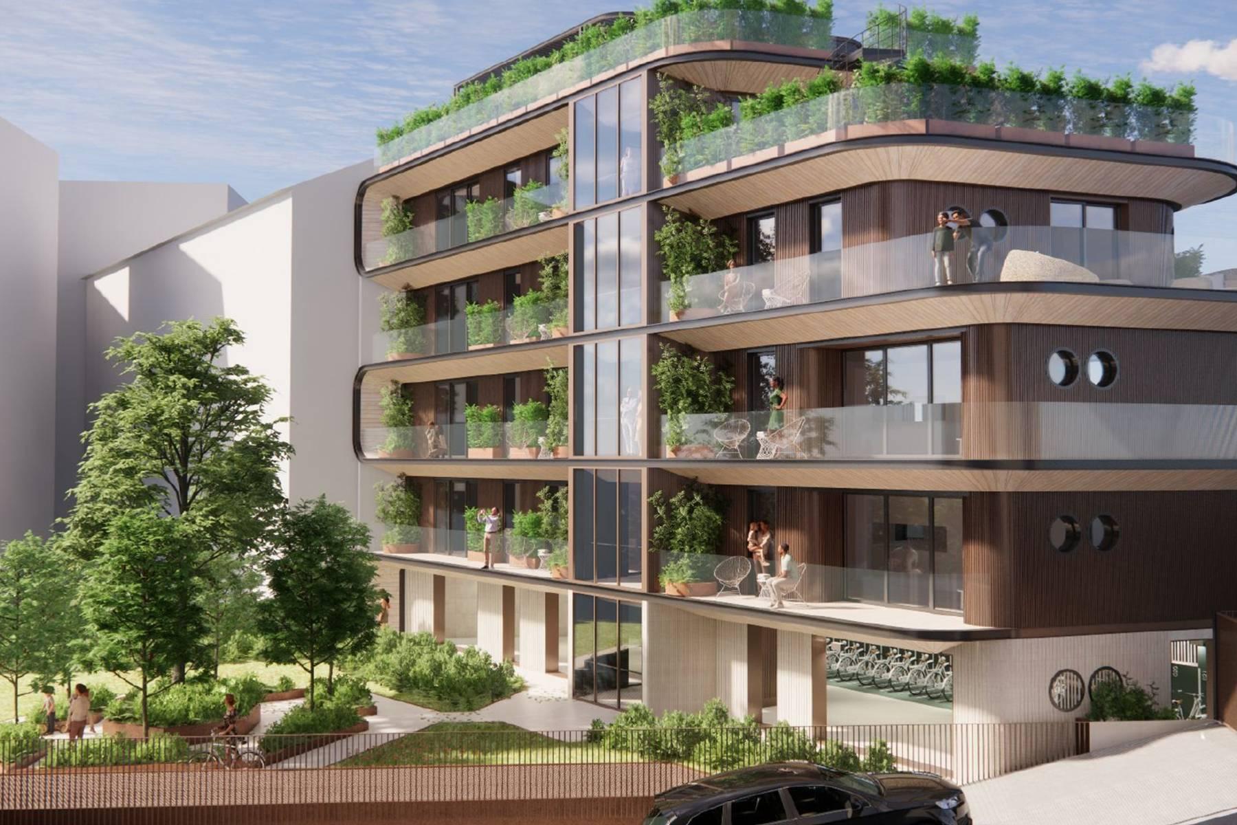 Herrliche Wohnung in einem neuen Gebäude, nur wenige Schritte vom historischen Zentrum Veronas entfernt - 8