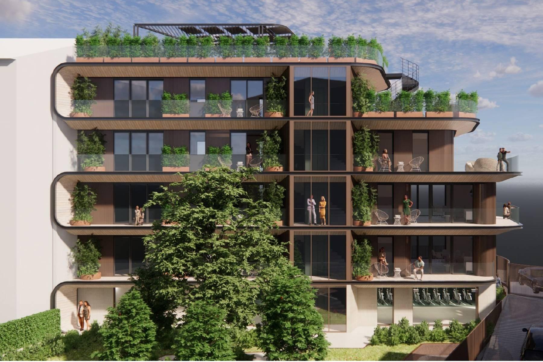 Ein paar Schritte vom historischen Zentrum von Verona entfernt, ein brandneues Penthouse mit großer Terrasse - 1