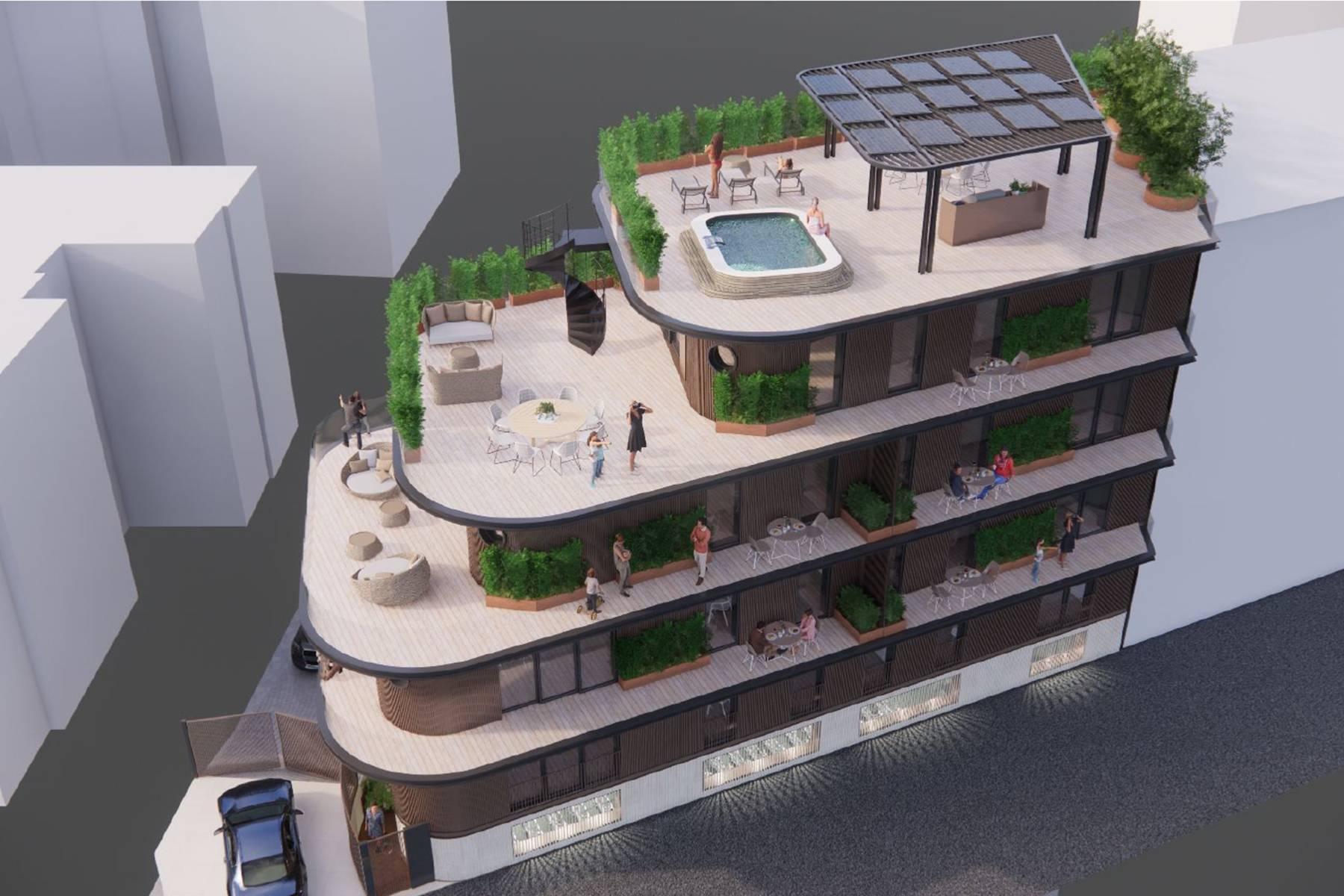 A pochi passi dal centro storico di Verona nuovissimo attico con ampia terrazza - 10